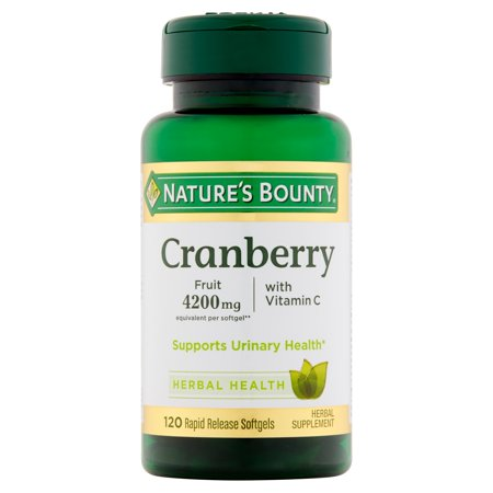 Nature S Bounty Cranberry Supplement
