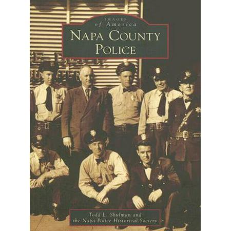 Napa County Police (CA) (Images of America)](Halloween City Napa Ca)