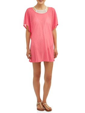 6a7d0014bc Product Image Women's Solid Dolman Cover-Up