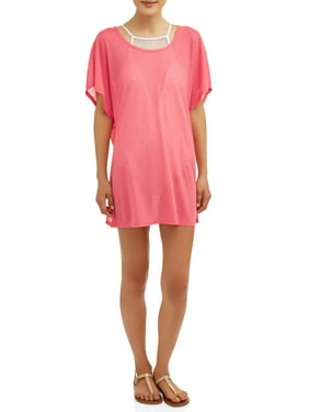 a9a96dc5e9 Product Image Women's Solid Dolman Cover-Up