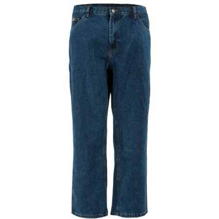 Berne Relaxed Fit 1915 Collection Carpenter Jean Size 40X32 Regular (Stone Wash Dark)