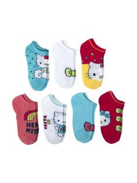 Product Image Hello Kitty No Show Socks 6de79ae87995d