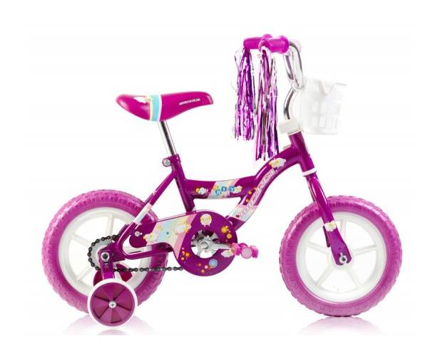 MBR 12 in. Bicycle in Purple by Micargi Industries