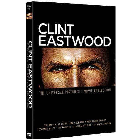 Clint Eastwood  The Universal Pictures 7 Movie Collection  Widescreen