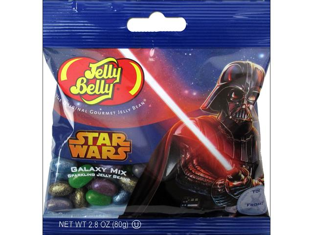 Jelly Belly Jelly Beans 2.8oz Star Wars Galaxy Mix by Jelly Belly Candy
