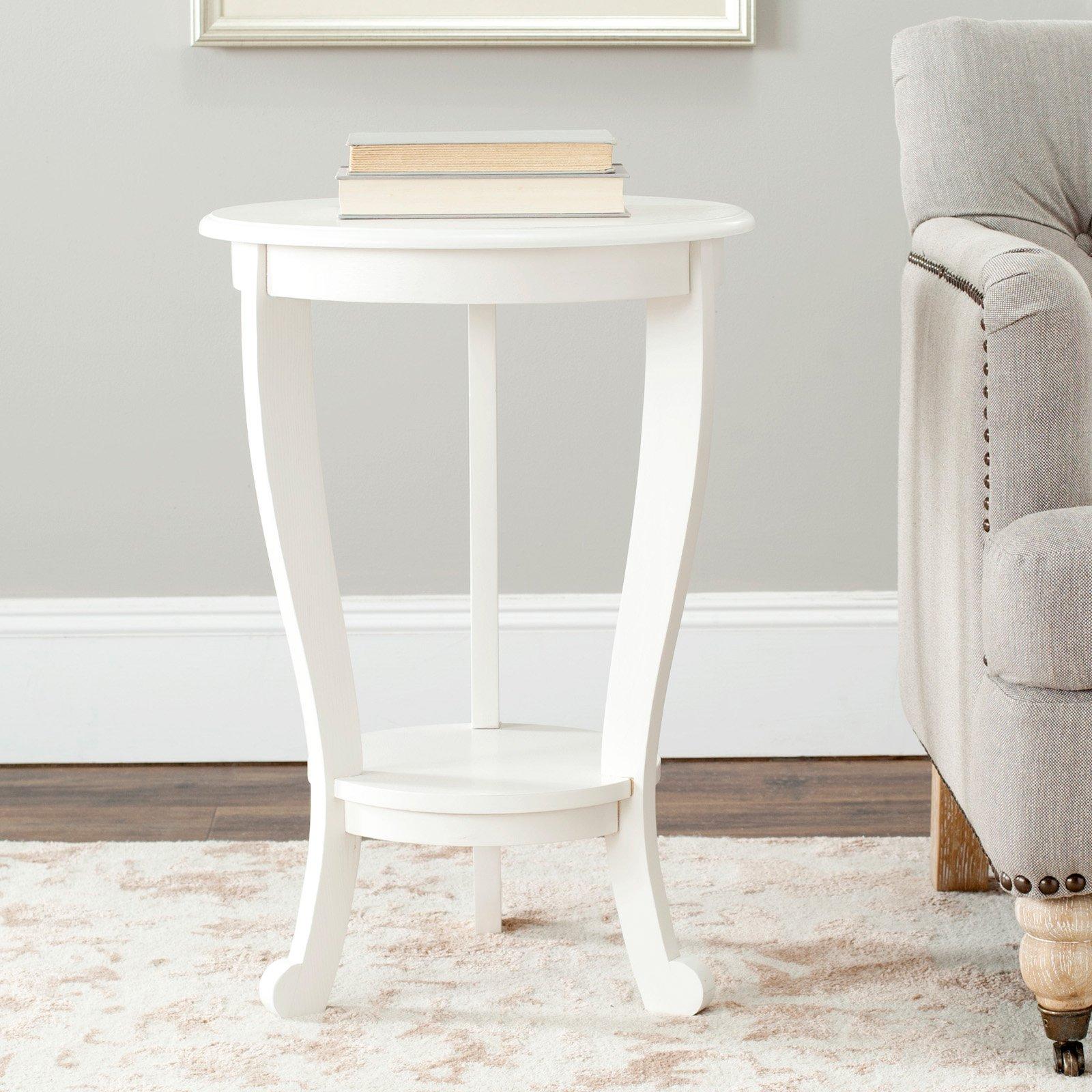 Safavieh Mary Pedestal Side Table