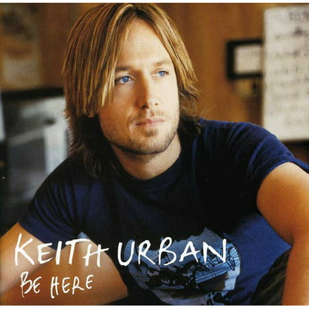 Keith Urban - Be Here (CD)