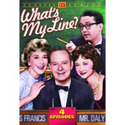 What's My Line (DVD)