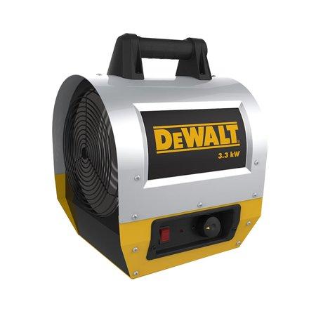 Dewalt F340640 3 3 Kw Forced Air Electric Heater