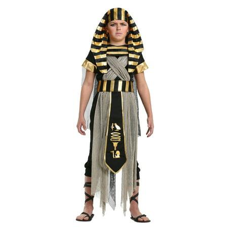 Boys All Powerful Pharaoh (Pharaohs Costume)