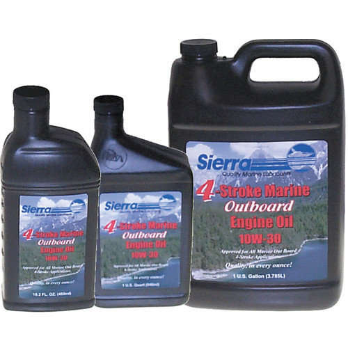 Sierra Oil 10W-30 4 Stroke - 1 Gallon 18-9420-3