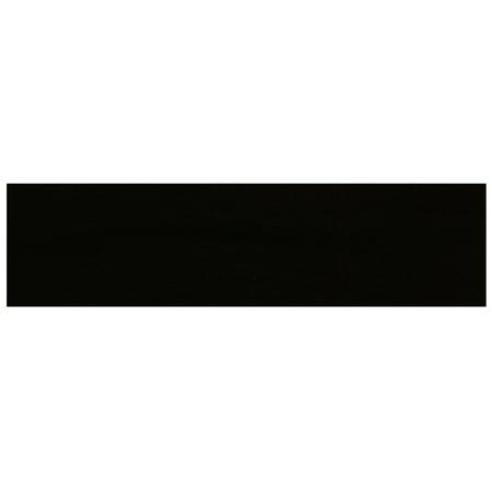 Kenz Laurenz Cotton Headband Soft Stretch Headbands Sweat Absorbent Elastic Head Band - Black Glitter Headband