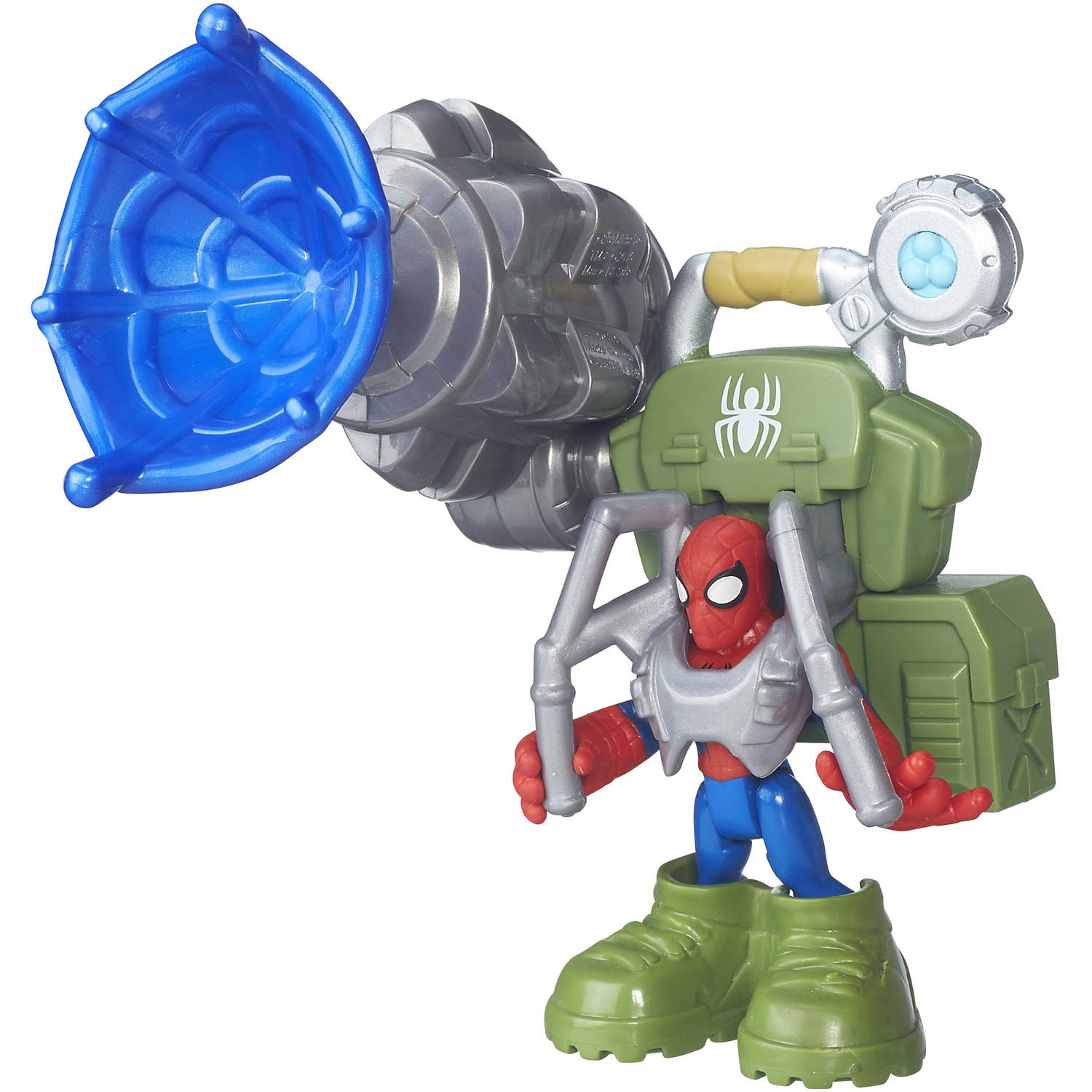 Playskool Heroes Super Hero Adventures Jungle Web Spider-Man by Hasbro
