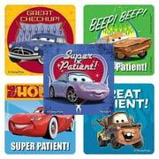 Disney Cars Patient Stickers - 75 per Pack