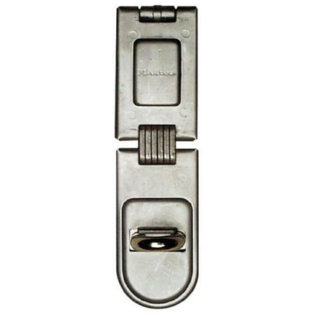 Master Lock 6-.25in. Single Hinge Security Hasps  720DPF - image 1 of 1
