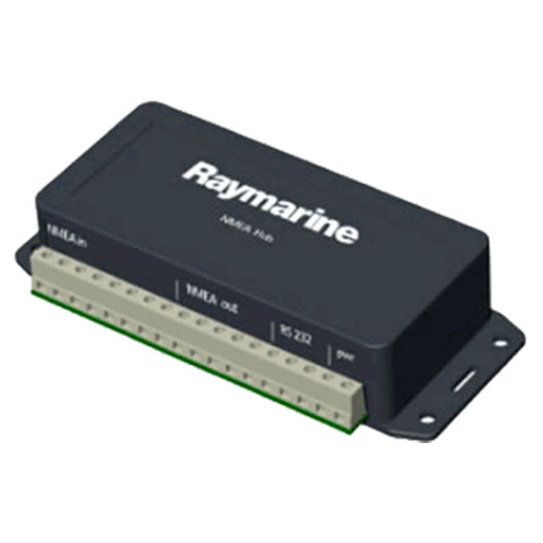 RAY-E55059 Raymarine NMEA 0183 Multiplexer, 4 in > 1 out