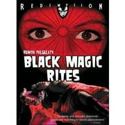 Black Magic Rites (1973) (Italian) (Widescreen) by