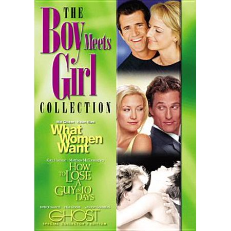 Boy Meets Girl Collection: What Women Want / How To Lose A Guy / Ghost (Widescreen)