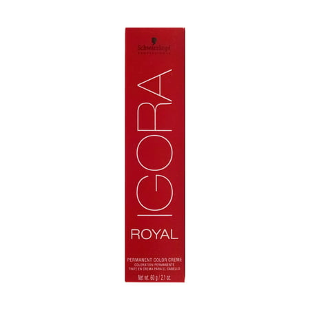 Igora Royal 1-0 Black - Schwarzkopf Color -