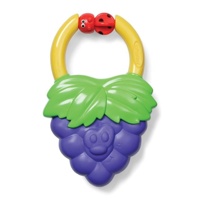 Vibrating Teether - Grape