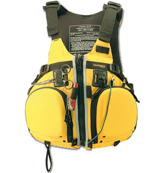 Stohlquist Fisherman Universal Plus PFD