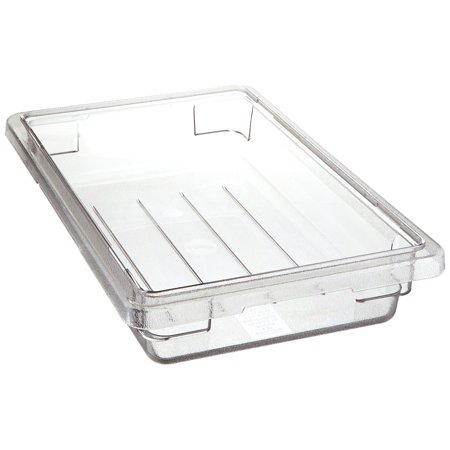 Winco PFSH-3 Polycarbonate Food Storage Box, 12 by 18 by (Polycarbonate Replacement Container)