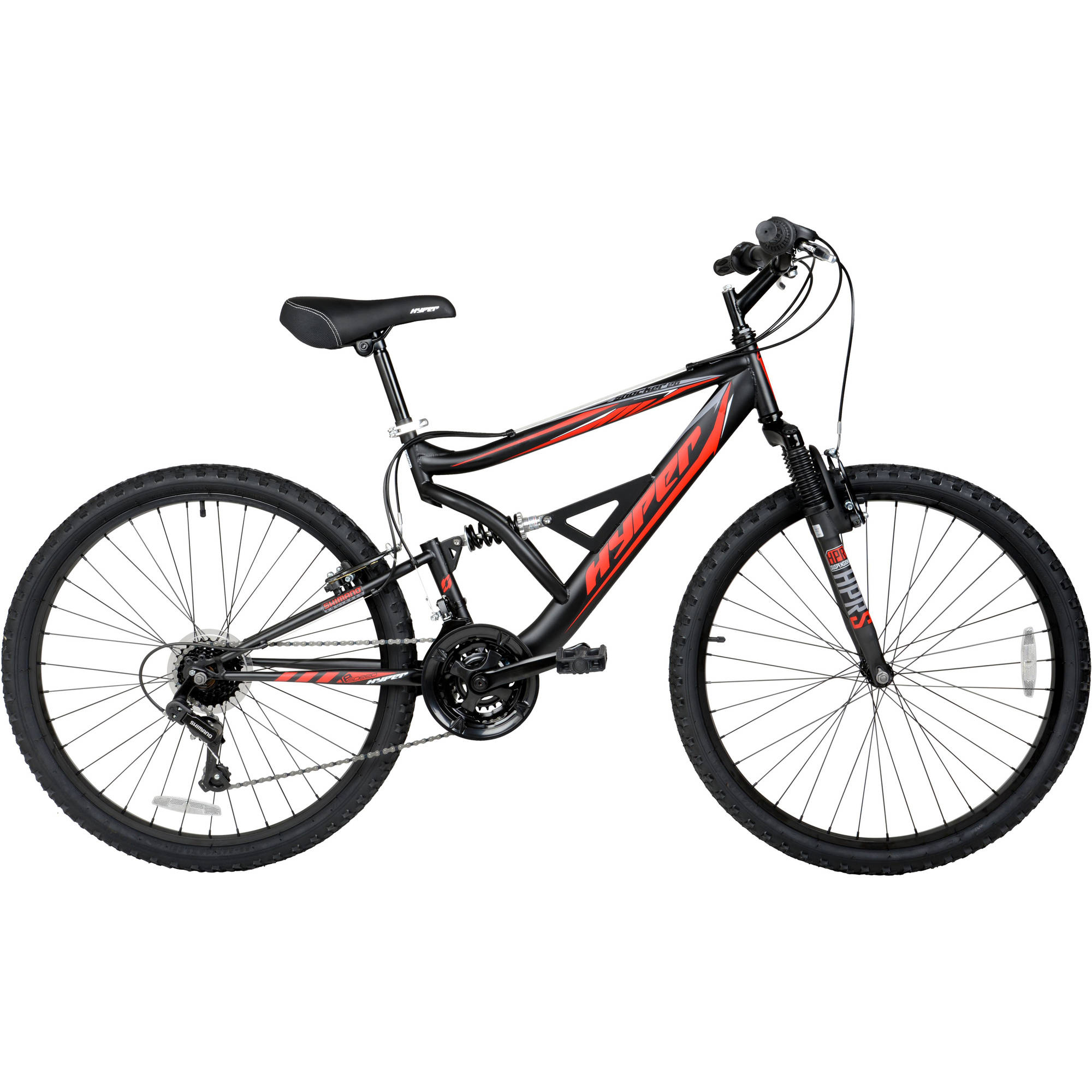 "26"" Hyper Shocker Men's Bike"