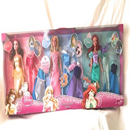 Disney Princess Dreams Come True Doll & Fashions Gift Set](Broken Rag Doll)