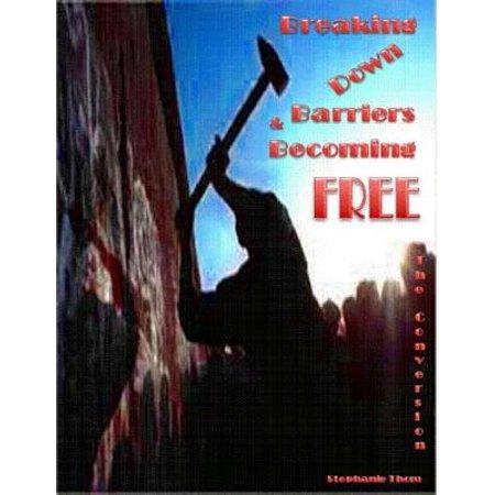 Breaking Down Barriers & Becoming Free - eBook