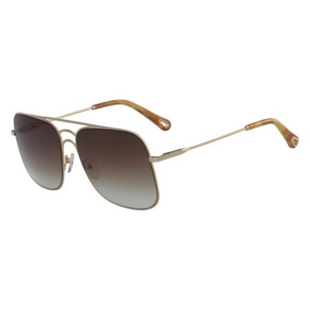 8aa9bd0d Sunglasses CHLOE CE 140 S 743 GOLD/BROWN LENS