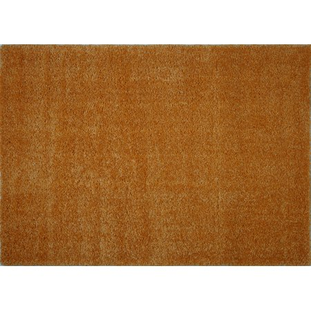 Ladole Rugs Soft Plush Smooth Solid Plain Color Modern