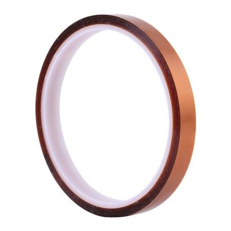 Cergrey 1 bande isolante résistante à la chaleur auto-adhésive à haute température de 10Roll * 30m pour pour PCB SMT, bande résistante à la chaleur, bande de BGA - image 6 de 7