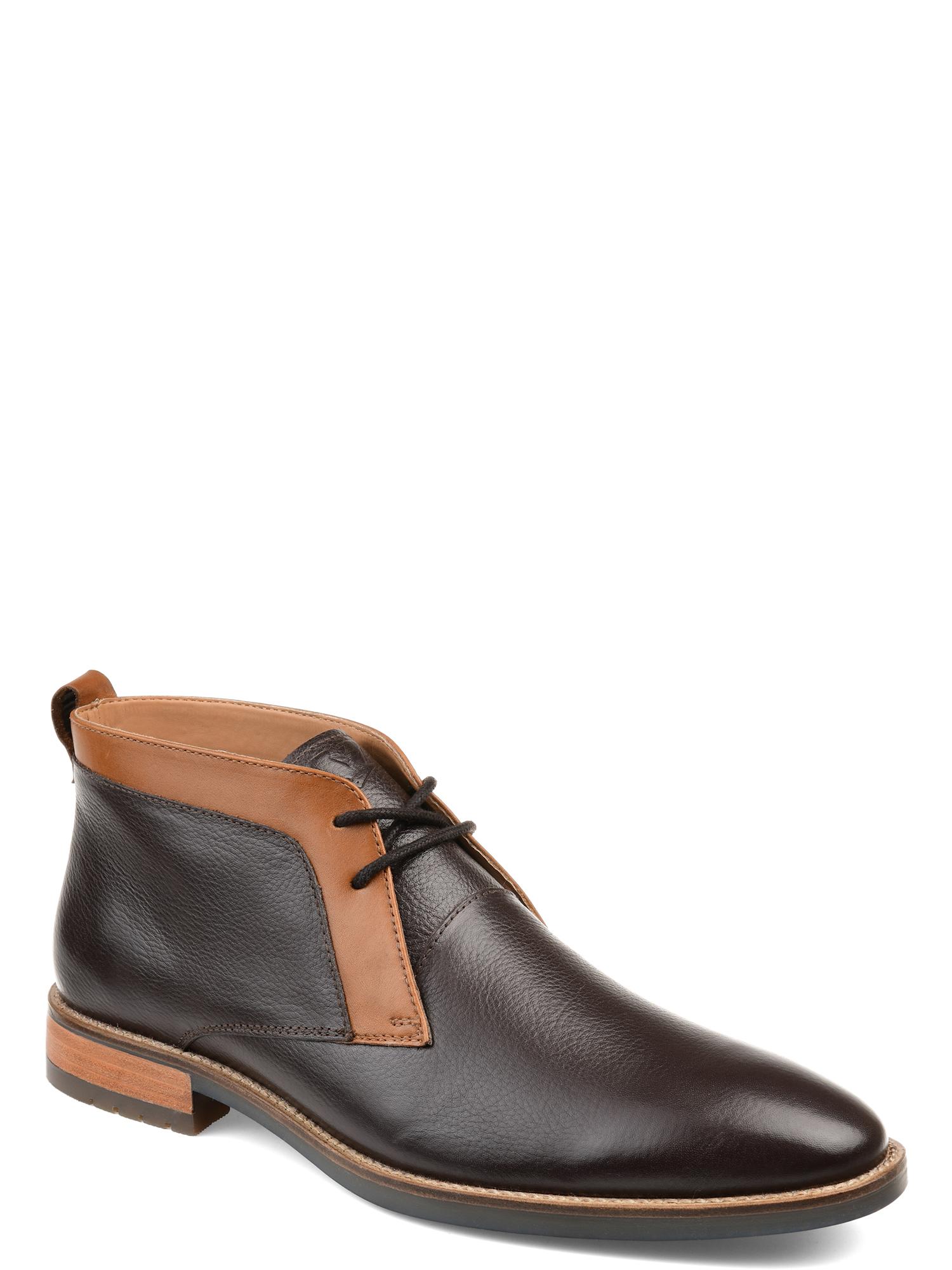 Daxx Men's Seth Leather Chukka Boot