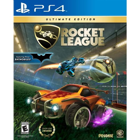 Rocket League Ultimate Edition, Warner Bros, PlayStation 4, 883929638758 Pokemon Team Rocket 1st Edition
