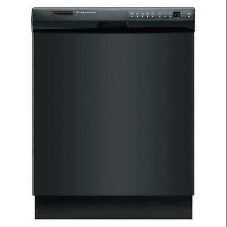 FRIGIDAIRE FDB2410HIB Dishwasher,24InW x 23InD,120V,10A