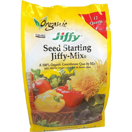 Jiffy 12qt Starting Mix