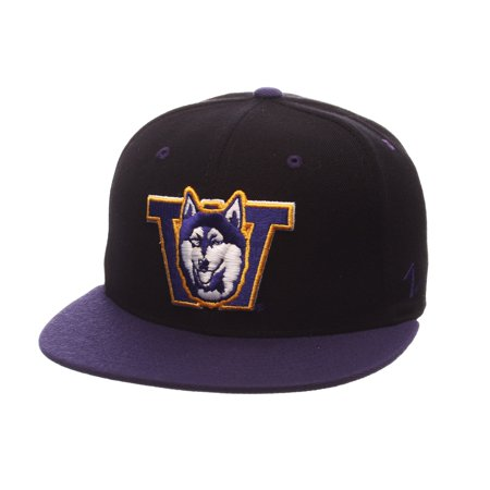 11b36efbcfebc3 Washington Huskies Official NCAA Slider Size 7 5/8 Fitted Hat Cap by Zephyr  572405 - Walmart.com