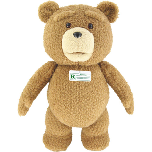 "Ted Movie Ted Plush [""PG"" Version]"