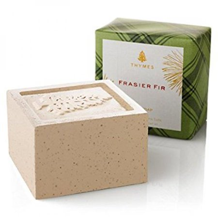 Thymes - Frasier Fir Bar Soap - Triple Milled - 5.5