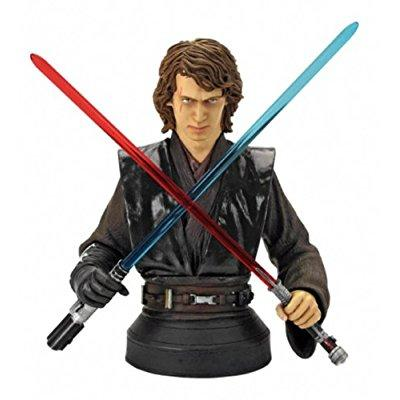 Star Wars anakin skywalker episode iii mini bust - 2008 s...