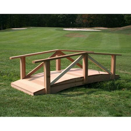 Garden Bridge Designs (Creekvine Designs Cedar Pearl River Garden)