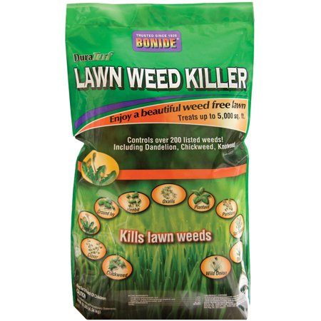 Bonide Fertilizer-Duraturf Lawn Weed Killer 5m/10