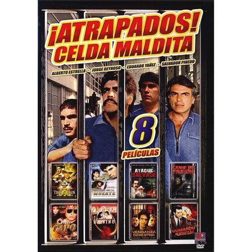 Atrapados! Celda Maldita (8 Peliculas) (Spanish)