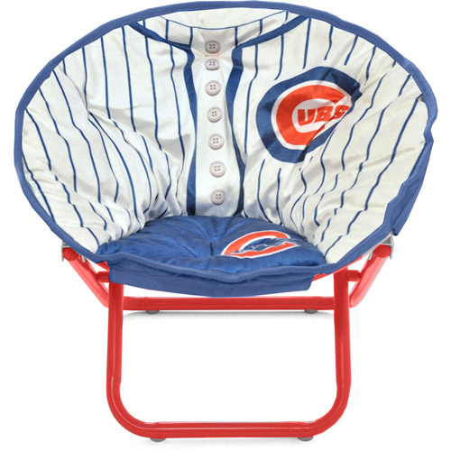 MLB Chicago Cubs Saucer Chair