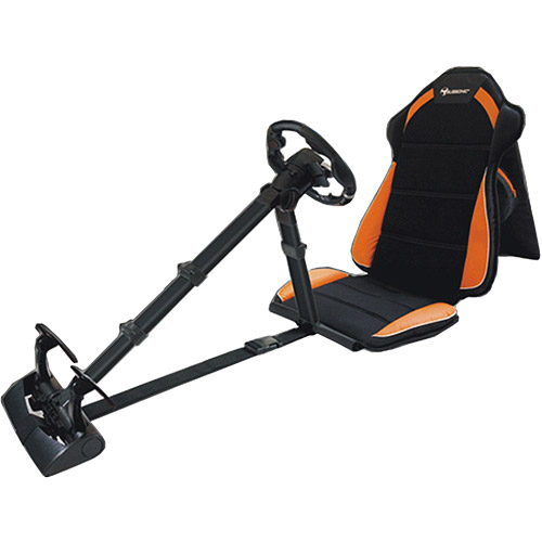 Subsonic Racing Pro Seat and Wheel (PS3/PC)