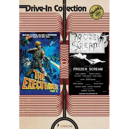 Executioner Part 2 / Frozen Scream (DVD) (Frozen 2)