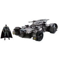 DC Justice League Ultimate Batmobile Vehicle with 6-Inch Figure