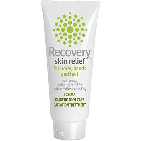 Restore Lipid Recovery Cream - 4 Pack Recovery Skin Relief Cream Body, Hands, Feet Eczema Non-Greasy 3.75 Oz Ea