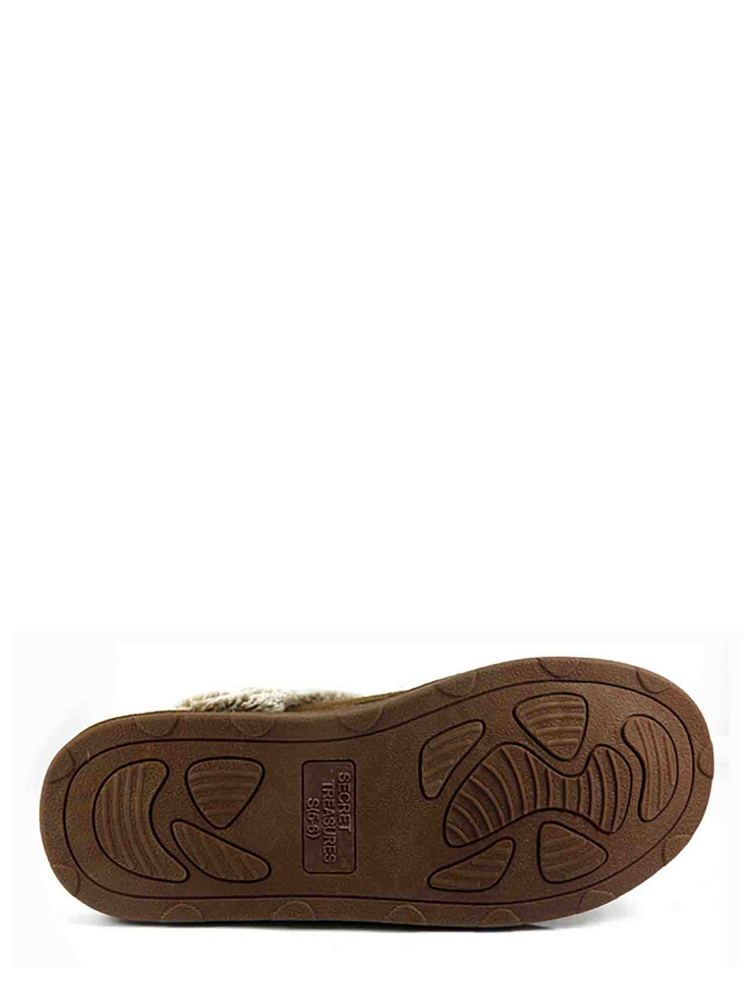 8aa8d6c99d8 SECRET TREASURES - Secret Treasures Women s Clog Slipper - Walmart.com
