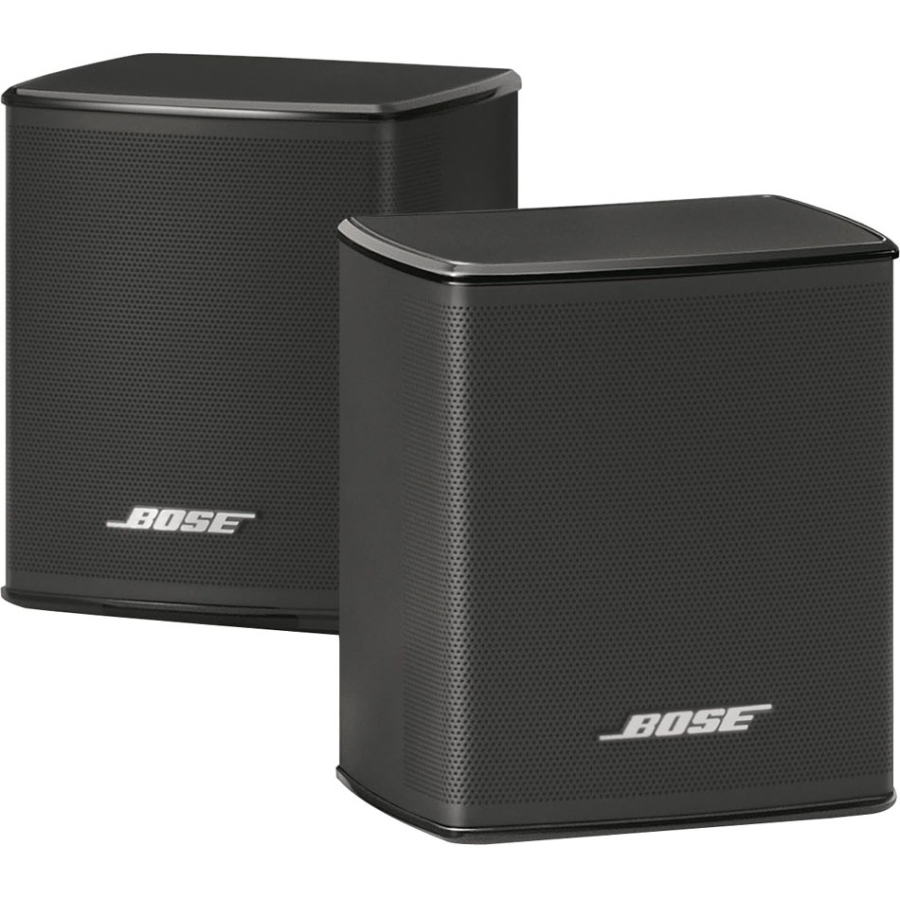 Bose Virtually Invisible Speaker Black Wall Mountable (Refurbished) by Bose